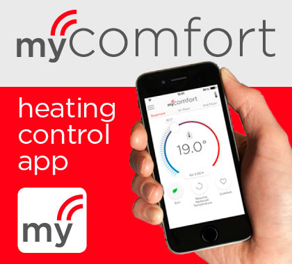Windhager MyComfort heating control app