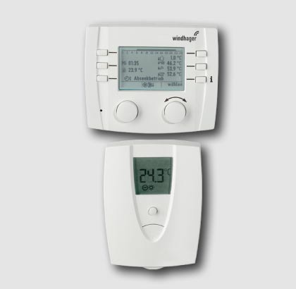 MES Heating Control System
