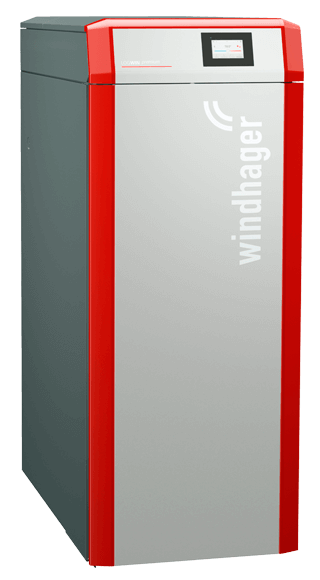 LogWIN Premium - Biomass Log Heating Boiler