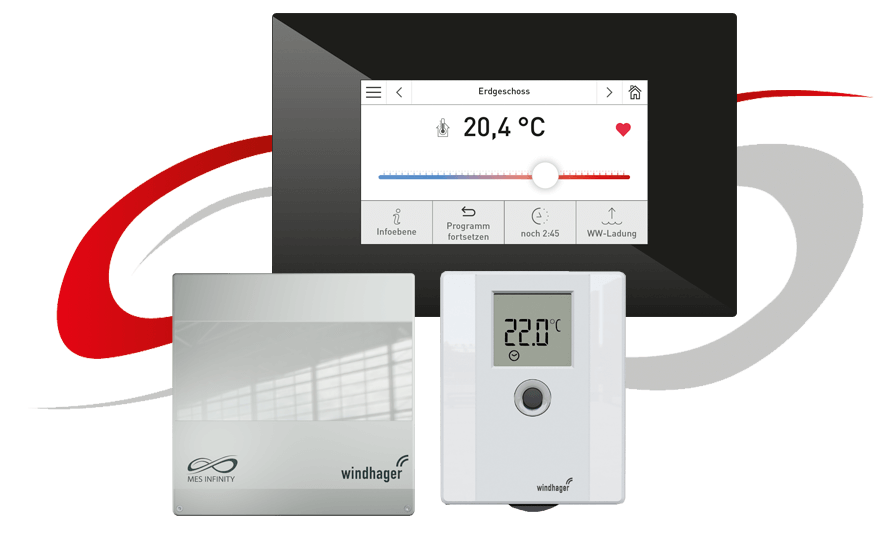 MES Infinity Heating Control and Distribution